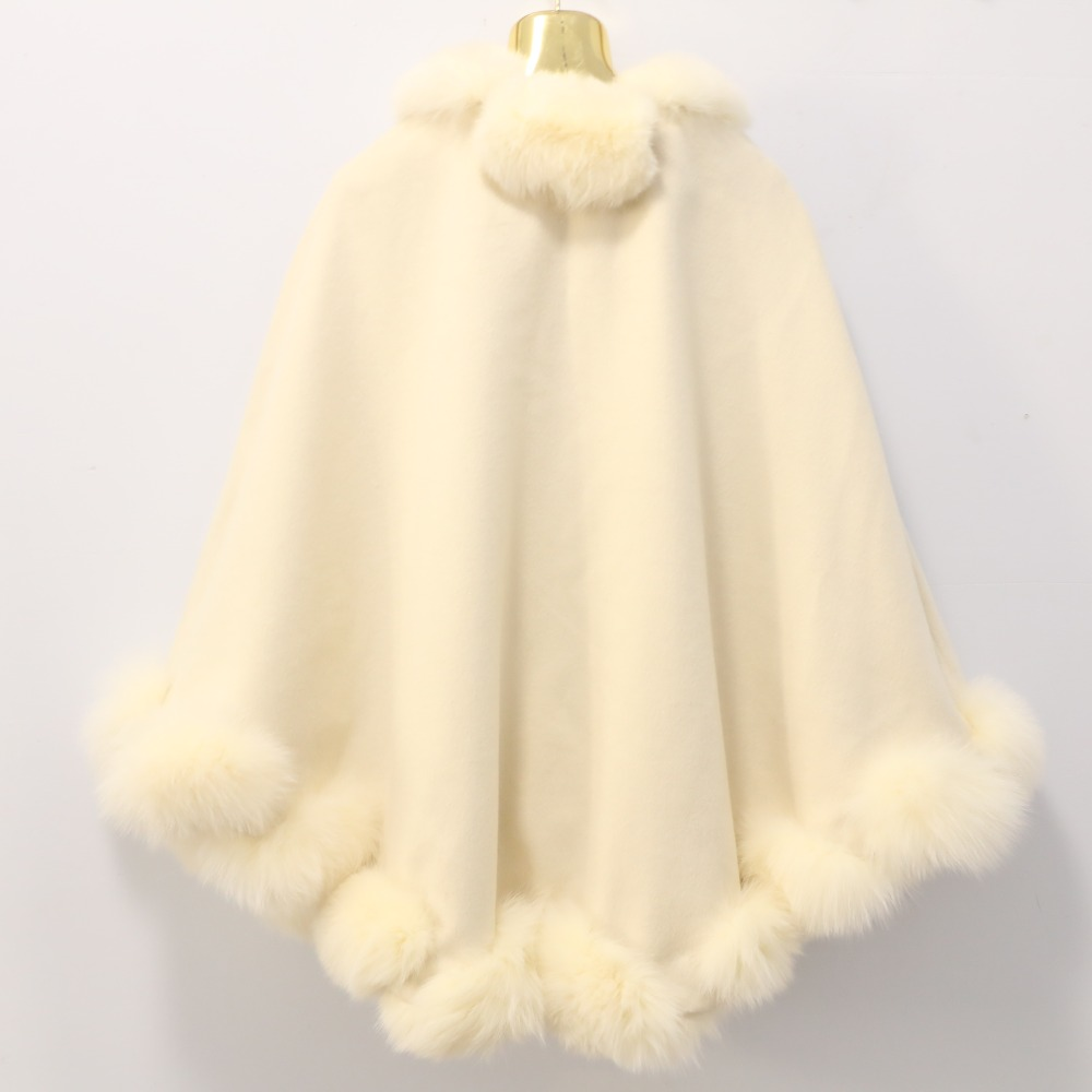 Brezplačna dostava pomlad jesen zima ženske krem barva - Oblačilni dodatki - Fotografija 3
