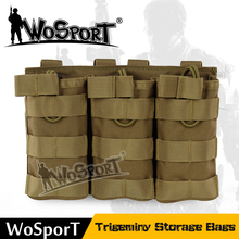 WOSPORT 1000D Nylon Molle Tactical Vest Accessory Pouch Utility EDC Accessories Storage font b Bag b