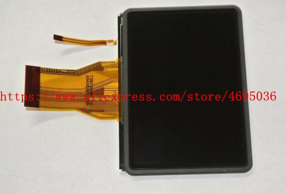 Nouvel écran d'affichage LCD pour pièce de réparation d'appareil photo numérique PENTAX K-3 k3 + rétro-éclairage + verre