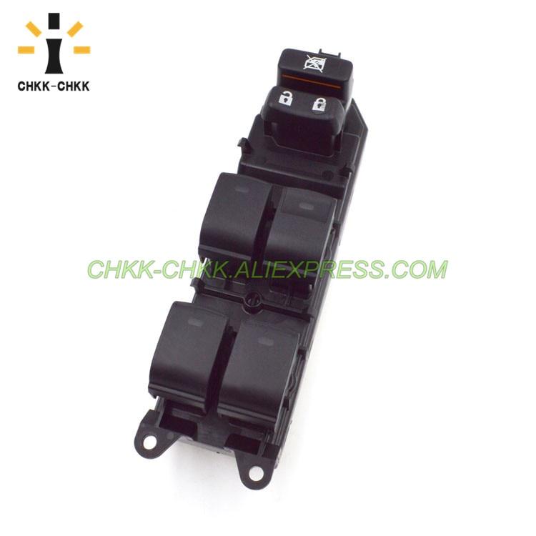 CHKK-CHKK nouvel accessoire de voiture interrupteur de commande de fenêtre électrique pour TOYOTA COROLLA souhait PRIUS CAMRY 84040-33080,8404033080