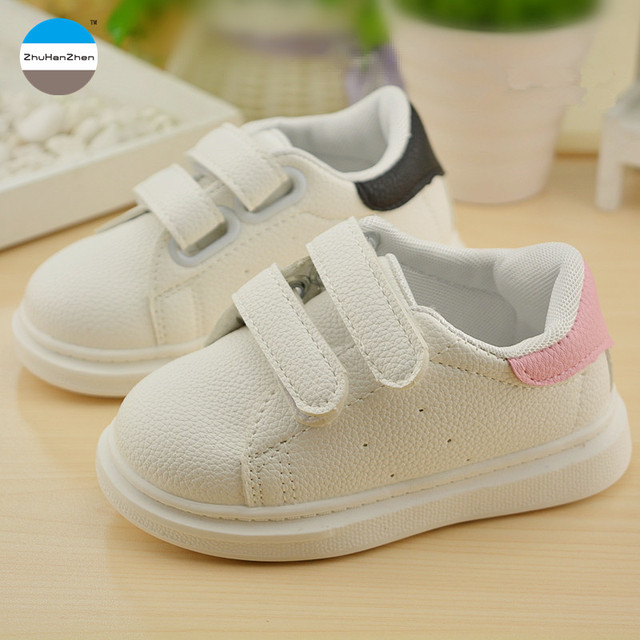 b297bc53b2bcf4 2018 Children s shoes 1 to 5 years old baby boys girls casual sports shoes  classic kids sneakers high quality fashion flat shoes