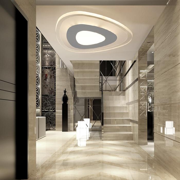 12W Llambë tavanesh me dritë moderne Dritat e dhomës së gjumit - Ndriçimit të brendshëm - Foto 4
