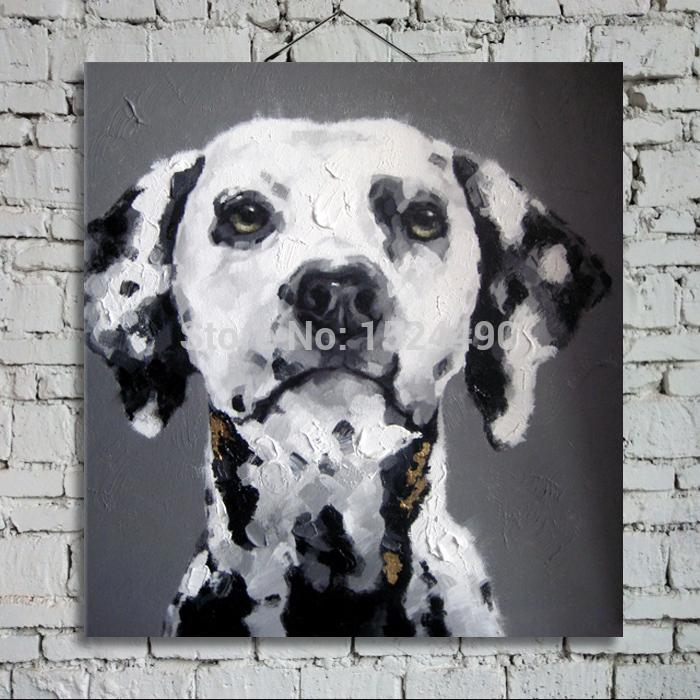 Aliexpress.com : Buy 100% Hand Painted Modern Wall Art Pictures ...