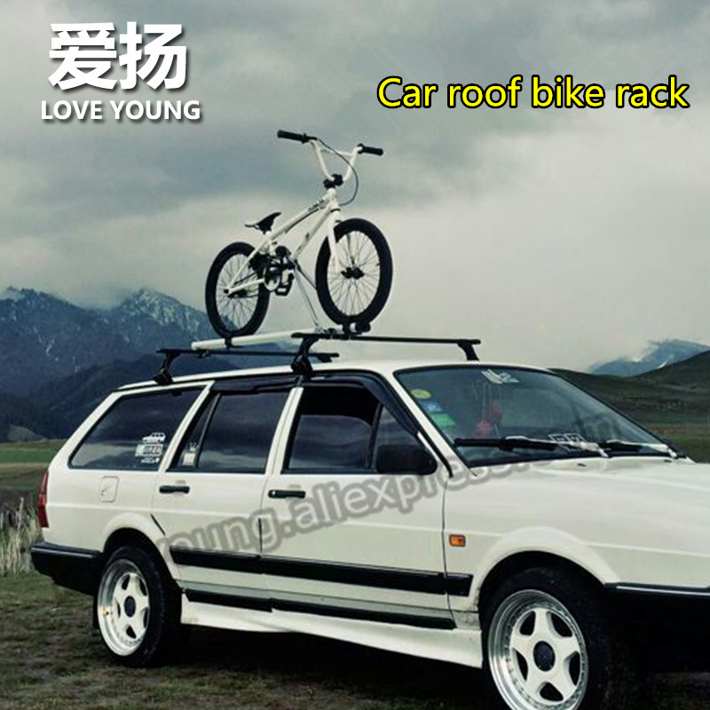 New design aluminum alloy roof bike rack/universal car bicycle carrier 4x4 ...