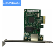 High Quality PCI-E  Network lan card 1000Mbps Adapter BROADCOM BCM5751 Gigabit Ethernet Super Speed no need pc harddisk
