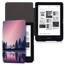 Купить с кэшбэком BOZHUORUI Case for Kobo Clara HD E-Reader (Model N249)- Premium Ultra Compact Protective Slim Lightweight with Auto Sleep/Wake