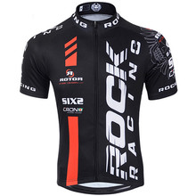 2016 New ROCK cheap-clothes-china Cycling Short sleeve jersey Breathable ropa ciclismo hombre Quick dry pro team Bicycles Sport