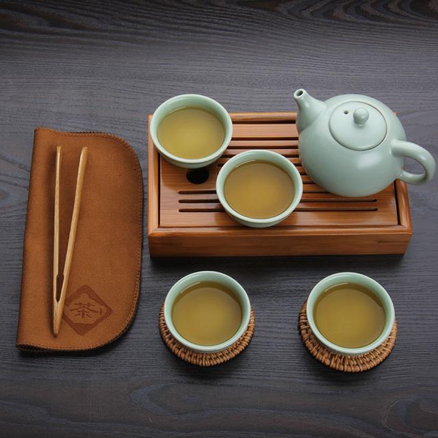 Draining Tea Tray