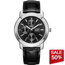 Casio watch Men's Watch Waterproof Three Eye Two Calendar Quartz Watch MTP-1192E-1A MTP-1192E-7A