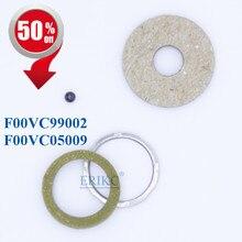 ERIKC diesel injector sealing rings Black Ceramic ball repair kits 110 injector F00VC99002 and F00VC05009 diameter=1.50mm