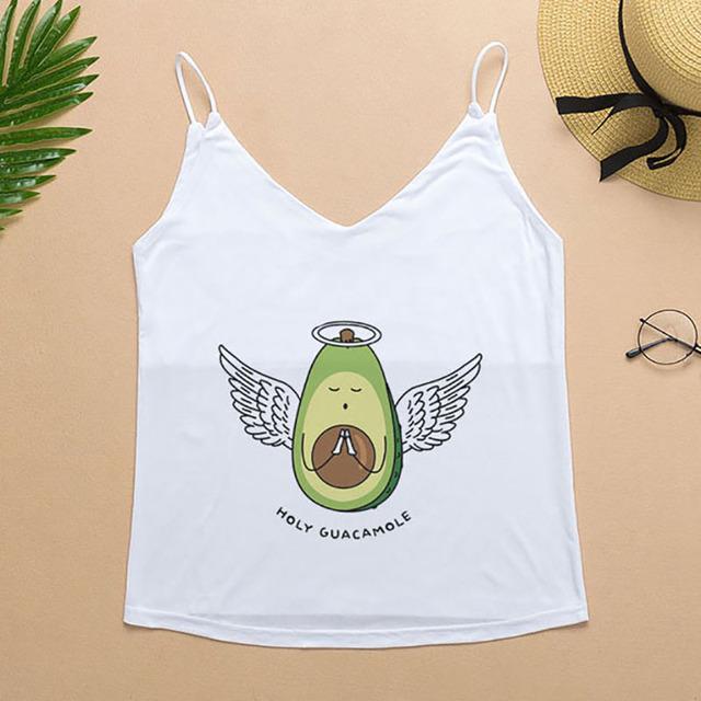 Avocado Summer T-shirt