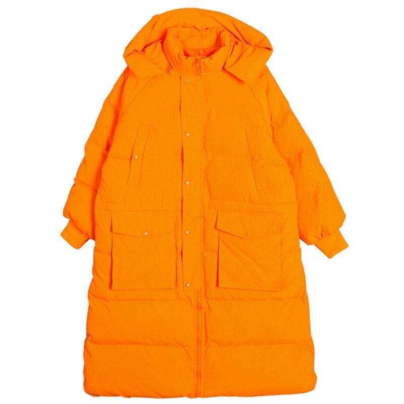 Jacket Down Warm Parka 9