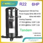 6HP R22 air conditio...
