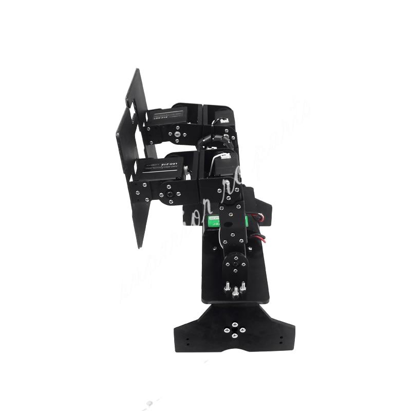 LOBOT 6 DOF Biped Walking Humanoiden Roboter Servo Halterung Mechanische Arm Entry level Gaming Pädagogisches LS 6B DIY-in Teile & Zubehör aus Spielzeug und Hobbys bei  Gruppe 3