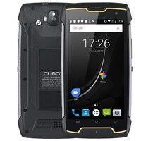 Оригинал CUBOT Kingkong мобильный телефон IP67 Android 7,0 4400 мАч 5,0 ''mt6580 четыре ядра пыле Водонепроницаемый 2 ГБ + 16 ГБ смартфон 3G