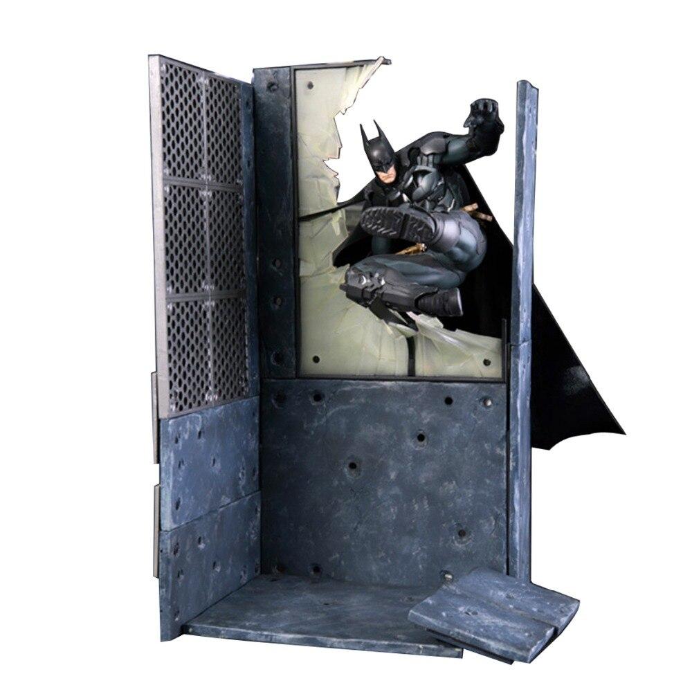 Batman Arkham Knight Action Figure by Crazy Toys Free Shipping фигурка dcd batman arkham knight arkham knight
