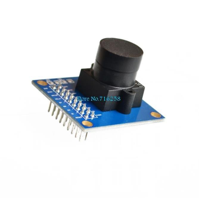 OV7670 camera module Supports VGA CIF auto exposure control display active size 640X480 for Arduino