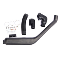 For Jeep Cherokee 1984 2001 Car Air Intake Rolling Head Snorkel System 4x4 Kit