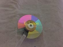 Nouvelle lampe de projecteur d'origine roue de couleur pour acer p7203