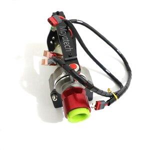 Image 3 - Электрический rc стартер двигателя для 15cc   80cc RC модели, бензиновый нитро двигатель, Rc самолет вертолет
