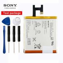 Original Sony High Capacity Phone Battery For sony Xperia Z L36h LTE C6602 C6603 L36i L36 LT36 LT36i LT36H 2330mAh LIS1502ERPC