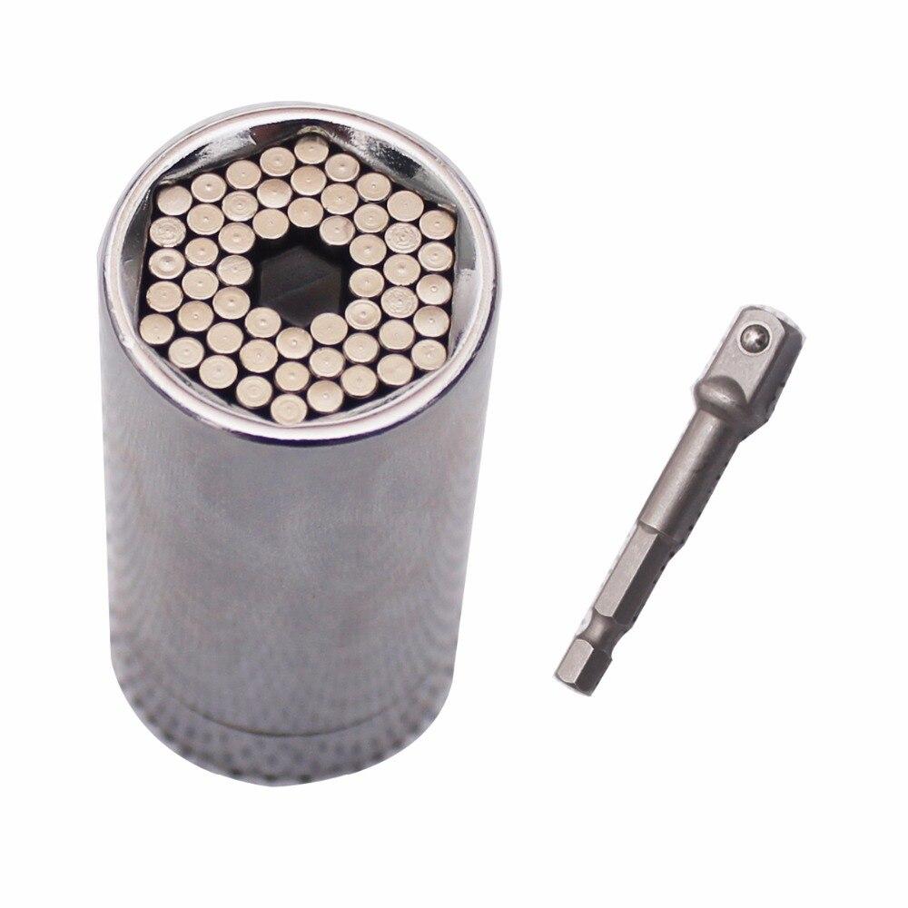 HILDA 2 Pezzi/set Presa Multi-Funzione A Mano Tool Set Kit di Riparazione Fabbro Chiave Cacciavite Adattatore Multitool Set di Utensili