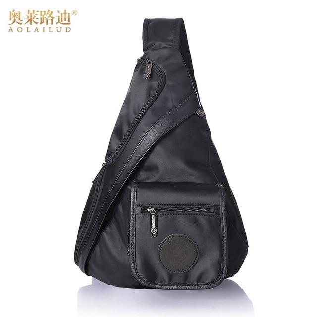 9baf86055241 new fashion nylon Men messenger bags chest Bag High Quality brand Men  Crossbody Shoulder Bag waterproof