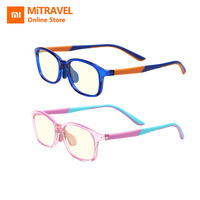 Xiaomi Children Glasses 35% Anti Blue Ray Light Anti UV Lightweight TR90 Frame For Boys and Girl Computer Reading 1piece