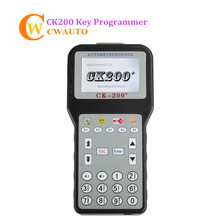 CK-200 CK200 Auto Key Programmer V60.01 Updated Version of CK-100 Transponder Key Maker