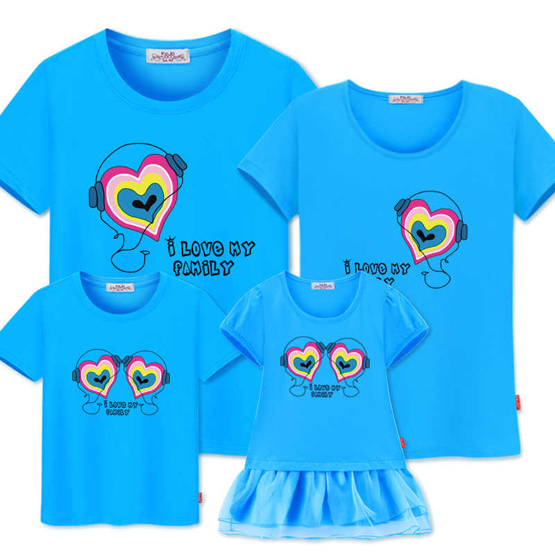 b9ebd9bf1cfd8 Detail Feedback Questions about Family Matching Clothes New Mother ...