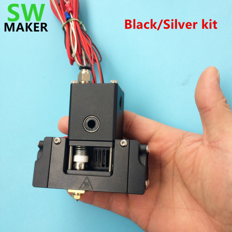 SWMAKER New type UM2+ Ultimaker2+ 3D printer single head hot end kit extruded head all metal printin