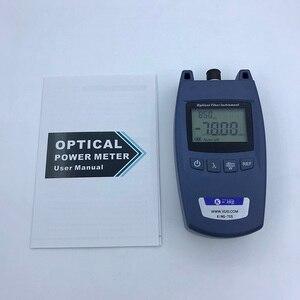 Image 3 - Ftthミニ光パワーメータKing 70Sタイプa opm光ファイバーケーブルテスター 70dbm〜+ 10dbmのsc/fcユニバーサルインタフェースコネクタ