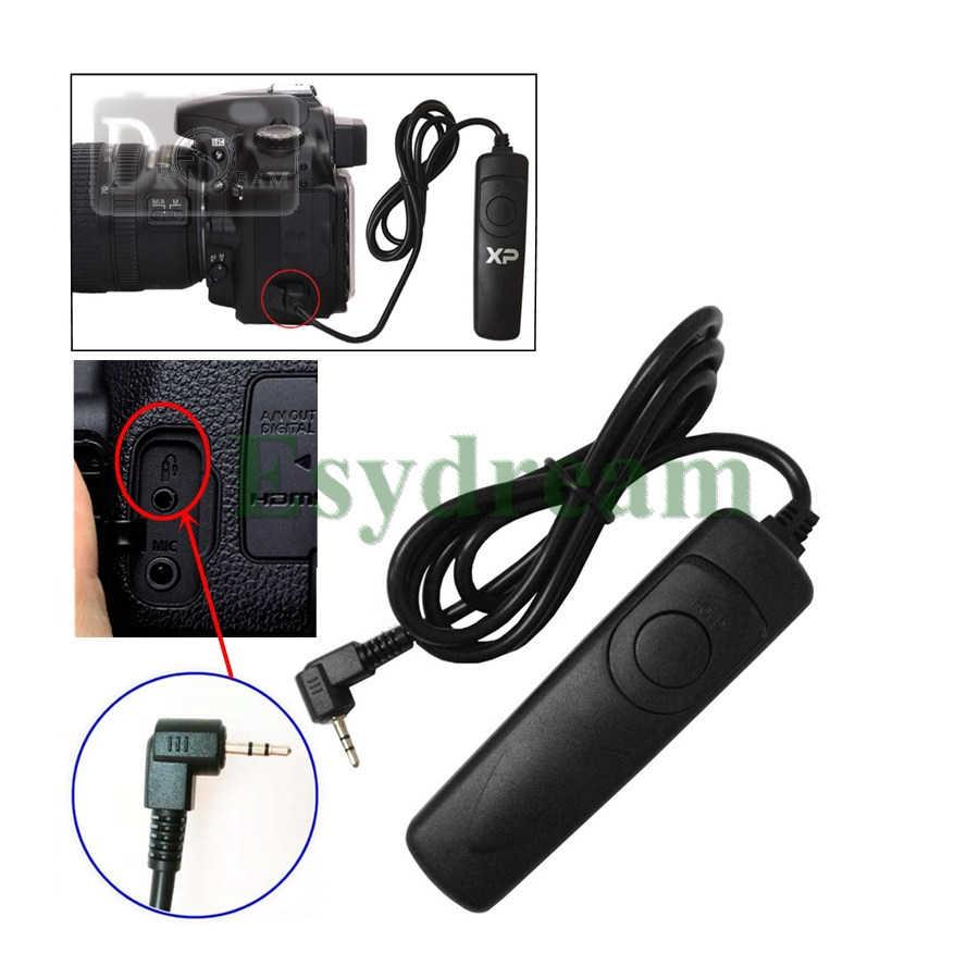 Удаленный Управление спуска затвора кабель RS-60E3 для Canon 800D 750D 760D 700D 100D 80D 77D 70D 1200D 1300D T7i T6i T4i T3i X5 X6