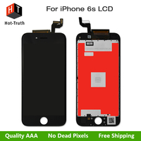 Hot Truth 10Pcs Lot For IPhone 6S 6S Plus LCD Display Touch Screen Digitizer Assembly Parts