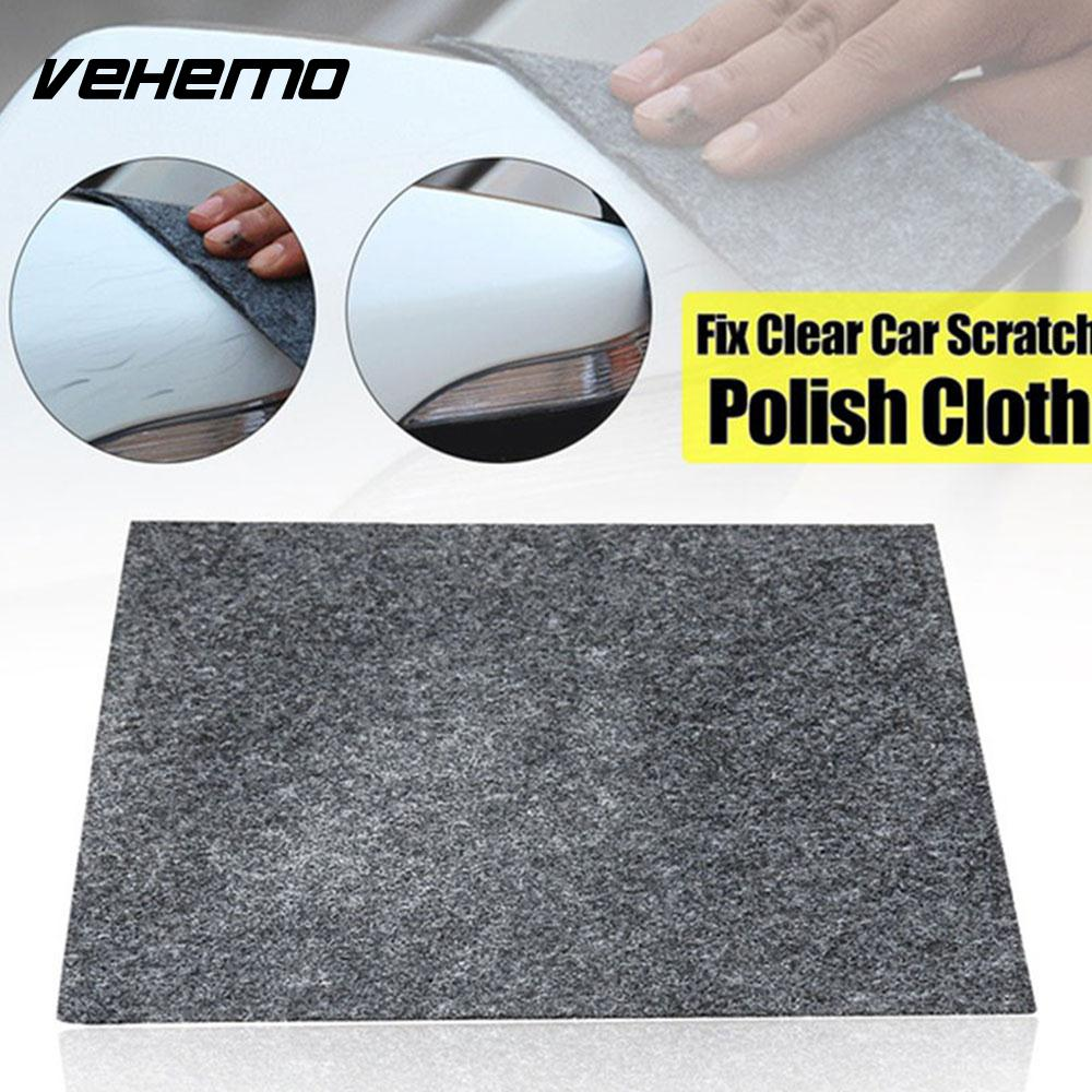 20*10cm Remover Car Repair Cloth Magic Cars Car Scratch Cloth Durable Wash Car Polish Cloth Paint