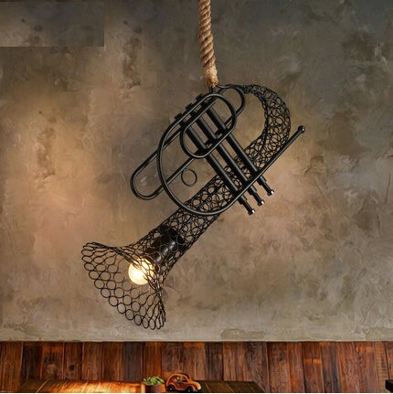 Sachs Loft Style Hemp Rope Iron LED Pendant Lights Fixtures For Bar Dining Room Hanging Lamp Vintage Industrial Lighting loft industrial rust ceramics hanging lamp vintage pendant lamp cafe bar edison retro iron lighting