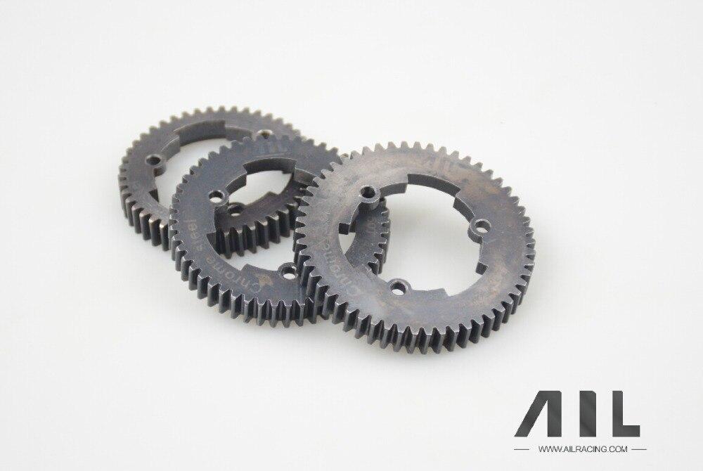 50T 54T 46T steel gear FOR 1 5 Traxxas X MAXX Choose one gear OP parts