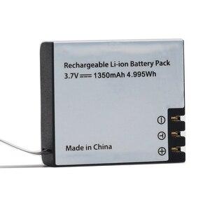 1Pcs 3.7V 1350mAh Sport Action Camera Battery For EKEN H9 H9R H3 H3R H8PRO H8R H8 SJCAM SJ4000 SJ5000 Sport DV Mini Cam Battery
