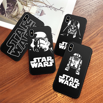 Coque Protection iPhone XS MAX XR Star Wars