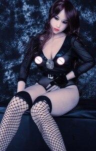 Image 4 - Yannova 160cm 90 tpe金属スケルトンセックス人形セクシーな女性本物のシリコーンのセックス人形男性の現実的なセックス人形