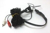 Оригинальный звук калибровочный микрофон RCA разъем для bos Системы Lifestyle гарнитура AV18-AV28-AV38-AV48