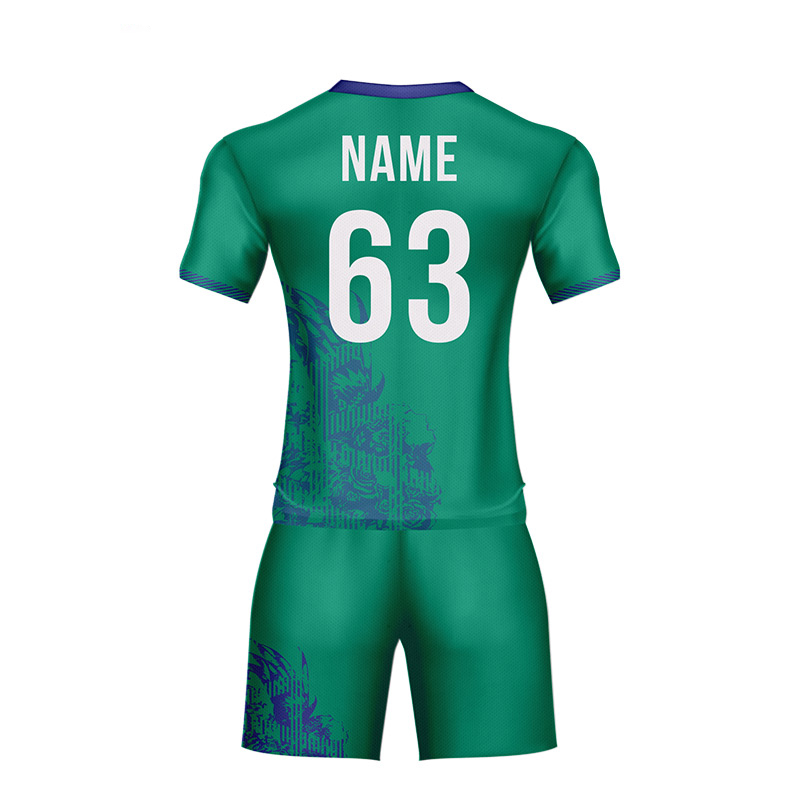 11be93262a8 Customized team soccer uniforms with numbers custom design plain football  jersey kits for sale-in Soccer Sets from Sports   Entertainment on  Aliexpress.com ...