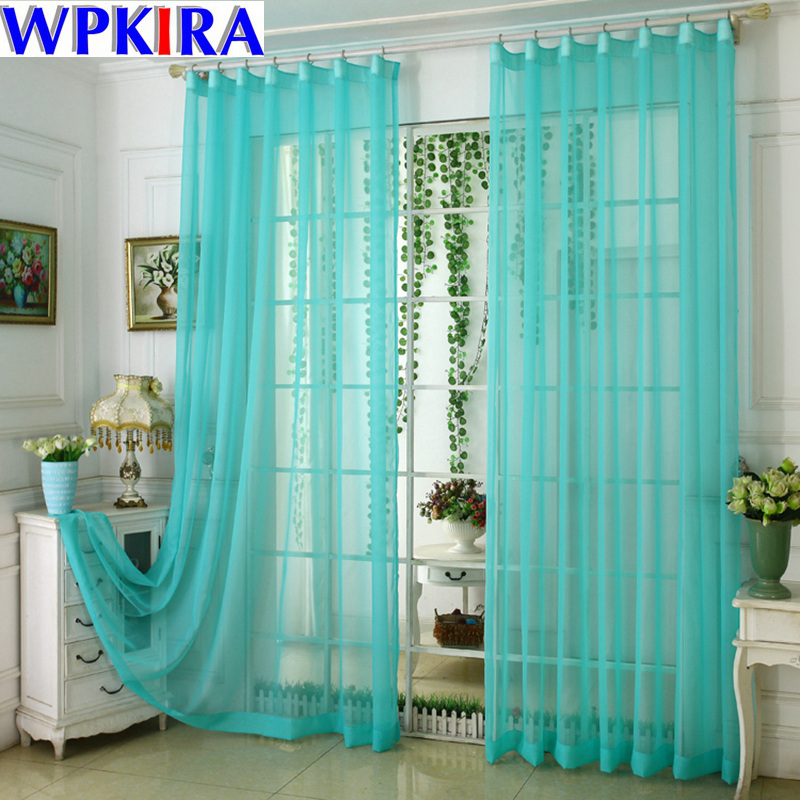 Aliexpress.com : Buy 10Colors Modern Solid Cheap Curtains
