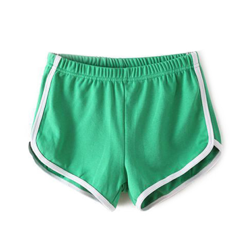 Hot Sexy Women Sleep Bottoms Shorts Shorts Sports Shorts Elastic Waist Breathable Ladies Lounge Cotton Casual Short LB Lahore