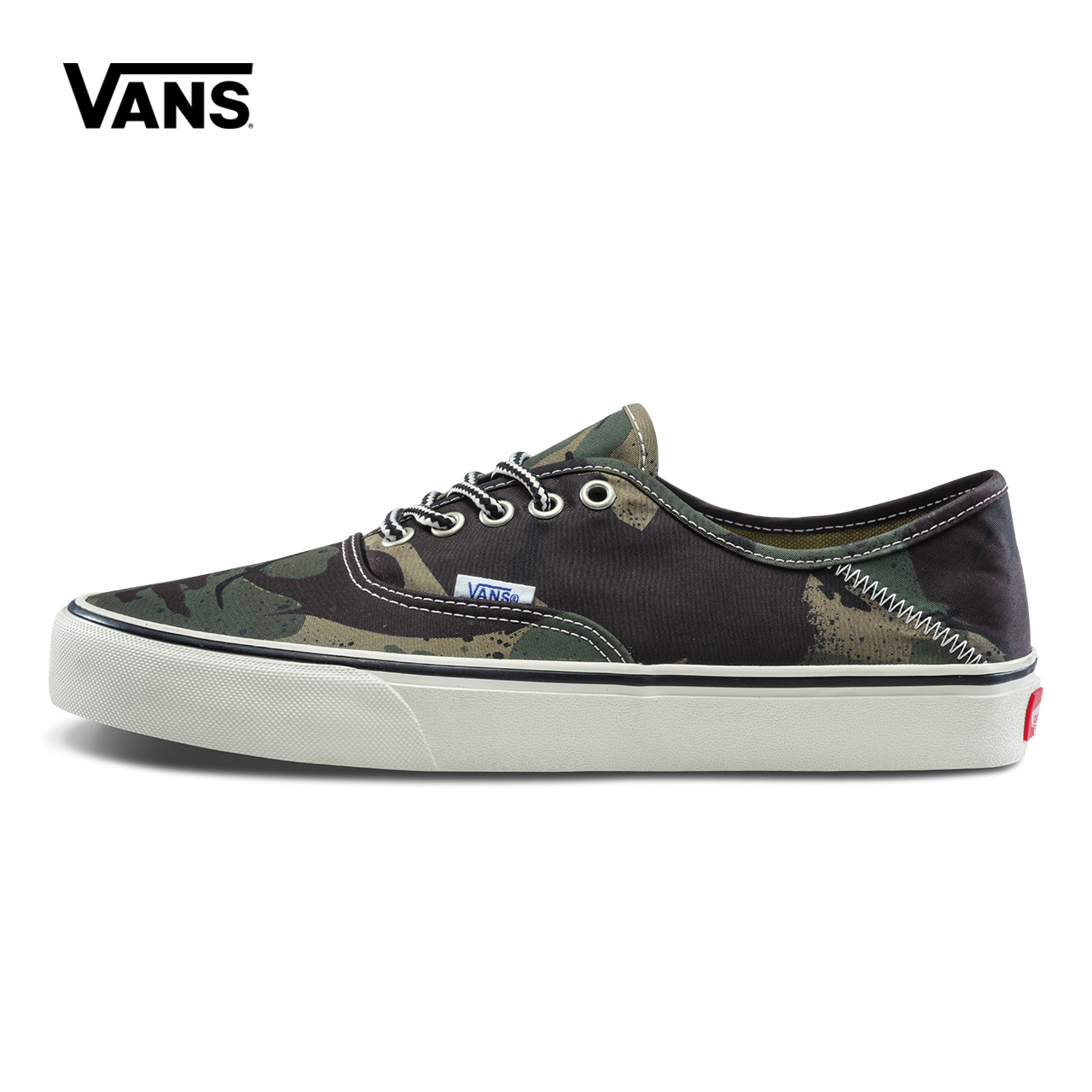 Original New Arrival Vans Mens Classic Authentic SF Camo Low-top Skateboarding Shoes Sneakers Canvas Comfortable Sport Outdoor original new arrival authentic nike classic men s comfortable skateboarding shoes sneakers