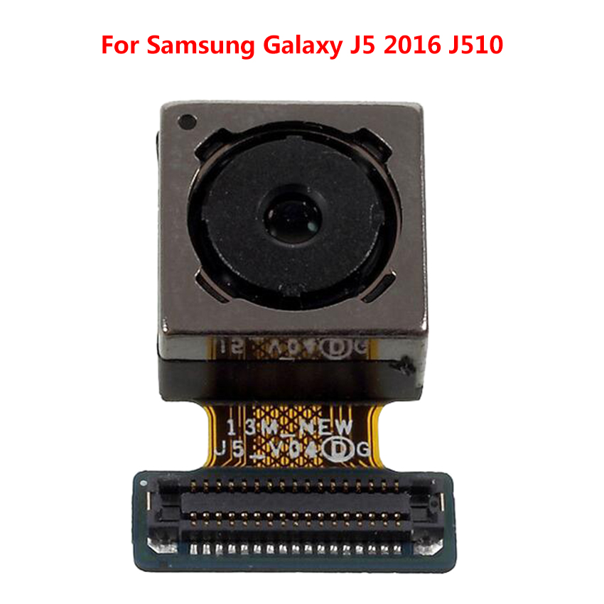 For Samsung Galaxy J5 (2016) J510 Rear Back Big Facing Camera Module Replacement Repair Part