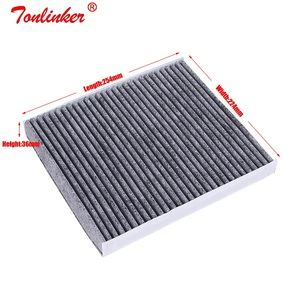 Image 4 - Cabin Filter Fit For SKODA FABIA 2 RAPID ROOMSTER Spaceback 1.2TSI 1.4T 1.6TDI 2007 2014 2015 Today1 Pcs Filter Car Accessoris