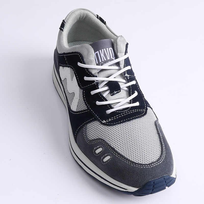 1 par de zapatos de cuero elásticos de color encerado redondo 80 cuerdas de botas de deporte cordones de zapatos cuerdas redondas Martin botas caliente