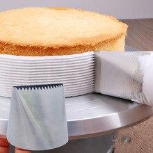 초대형 스테인레스 스틸 노즐 아이싱 파이프 노즐 크림 케이크 꾸미기 과자 팁 퐁당 베이킹 액세서리