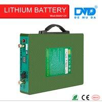 Инновационный Ультрапортативный 18650 12 Вольт, литиевая ионная машина Батарея 12 V 30Ah 40Ah 60Ah